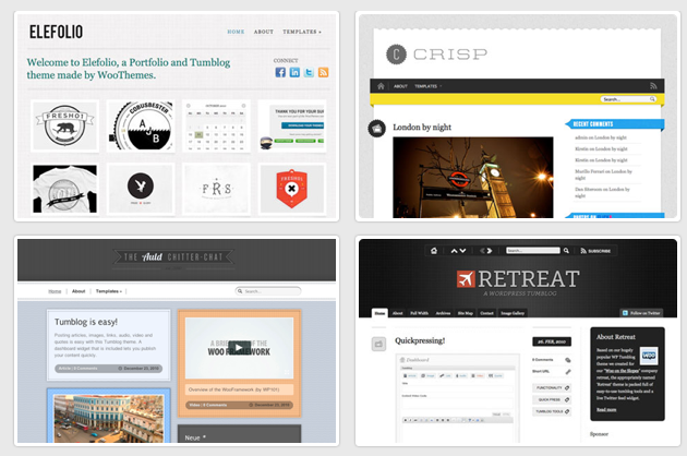Express for WordPress themes