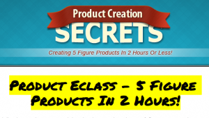 Jason Fladlien  Product Creation eClass 2.0 + BONUSES