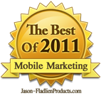 Best Mobile Marketing Tool Award
